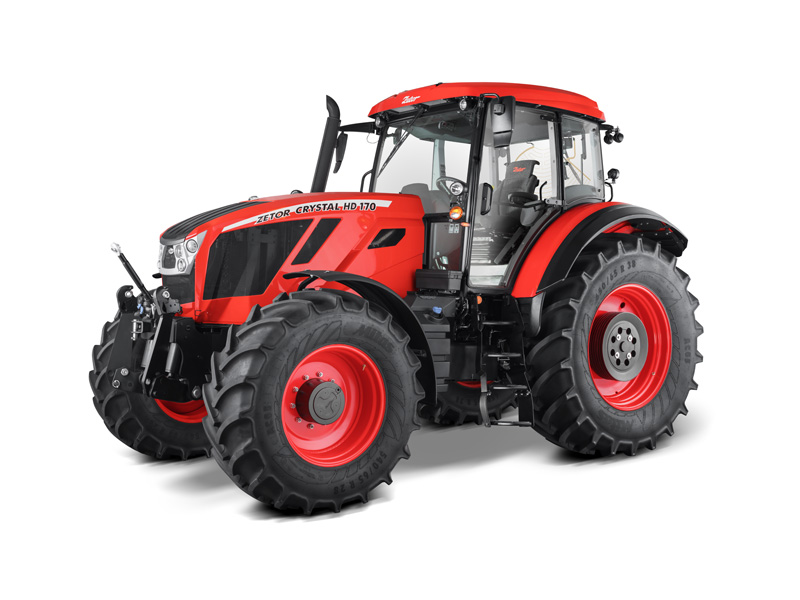 ZETOR Crystal HD170 predobok levy
